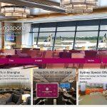 台北桃園空港ターミナル1、2共に、2016年春PLAZA PREMIUMラウンジがオープン