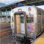ニューアークとニューヨークのPenn Stationは違う駅なので間違ってはいけない