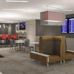 アメリカン航空、 Admirals Club Loungeの大幅リニューアル着手へ!