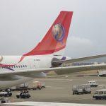 トランスアジア航空 GE606便TPE-NRT