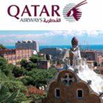 カタール航空週末限定セール!ヨーロッパ34都市、スイスジュネーヴ往復総額62,000円など残席多数!