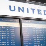 他エアラインからユナイテッド便を予約した場合のユナイテッド側予約番号参照方法
