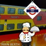 インド鉄道の食事を IRCTC E-Catering から事前にWEBオーダーする方法