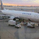 ユナイテッド UA1534便LAX-EWRでいざニューヨークへ