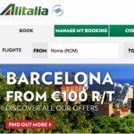 アリタリア航空マイレージプログラム「MilleMiglia」、バイマイルで最大50%のボーナスマイルキャンペーン!
