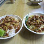 台北で地元の人がお勧めする名店「金峰魯肉飯(ジンフェンルーローファン)」