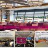 台北桃園空港ターミナル1、2共に、2016年春PLAZA PREMIUMラウンジがオープンへ