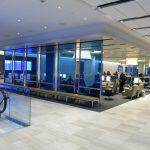 ロサンゼルス空港ターミナル7:リニューアルオープンしたUnited Club