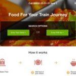 インドの鉄道でフードデリバリーを提供するTravelKhanaを試す